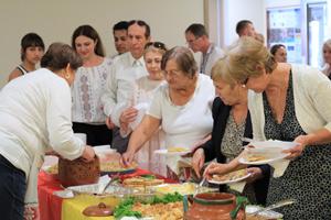 Mamaliga, Friptura, Placinte, Sarmale, Batute, Brinza and Moldavian Wine