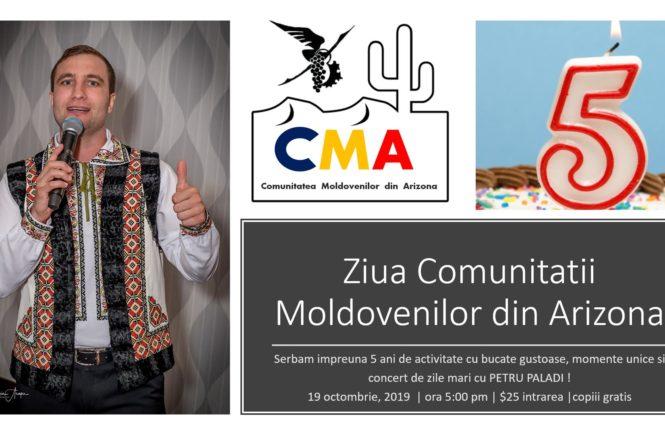 CMA - Aniversare 5 Ani cu Petru Paladi