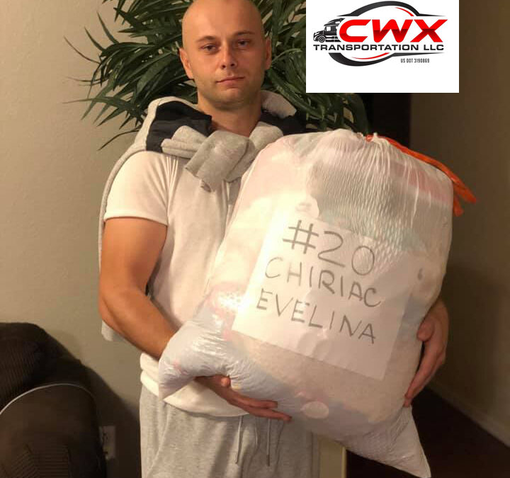 Eugen Gheorghita- CWX Transportation LLC