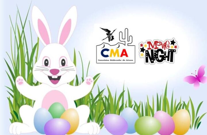 Egg Hunt & Movie Night