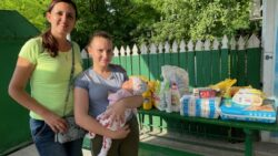 CMA act de Caritate Comuna Lozova